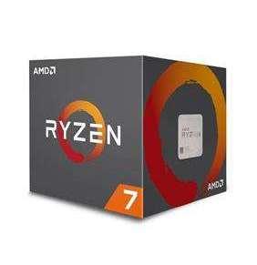 AMD Ryzen 7 2700X (3,7GHz / 20MB / 65W / Socket AM4) Wraith Prism cooler