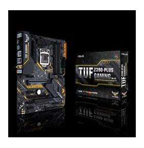 ASUS TUF Z390-PLUS GAMING(WI-FI) soc.1151 Z390 DDR4 ATX M.2 RAID USB3.1 HDMI DP