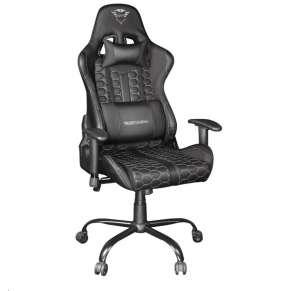 TRUST herní křeslo GXT 708 Resto Gaming Chair, černá