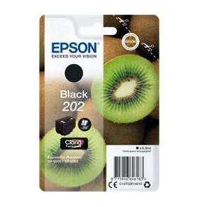 EPSON ink černá 202 Premium-singlepack 6,9ml,stand
