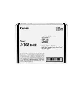 Canon cartridge i-SENSYS X C1238 black (T08)