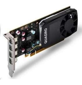 NVIDIA T600 4GB GDDR6 4mDP GFX