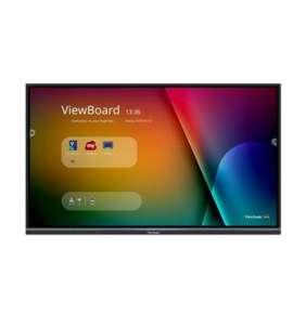 "ViewsonicIFP7550-3 75"" dotykový 4K 7H/350cd//8ms/3xHDMI/VGA/RS232/OPS/RJ45/7xUSB/Repro 2x10+15W sub/VESA/Android 8/32GB"