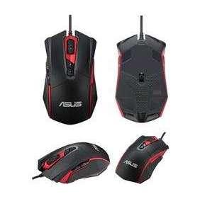 ASUS MOUSE GT200 Laserová herná myš - čierna