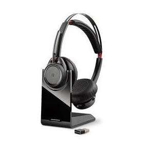 Plantronics VOYAGER FOCUS UC B825 headset, stereo, s dobíjacou stanicou
