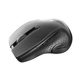 Canyon CNS-CMSW01B, Wireless optická myš USB, 6 tlač., 1000/1200/1600 dpi, LED senzor s modrým podsv., perleťovo čierna