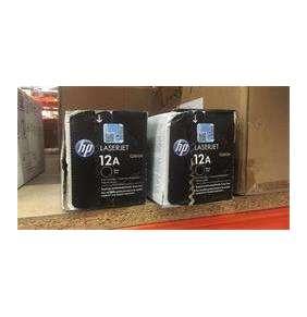 HP inteligentní tisková kazeta černá, Q2612A