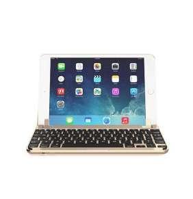 Brydge klávesnica pre iPad mini 4/iPad mini 5 (2019) Eng - Gold Aluminium