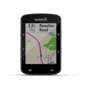 Garmin Edge 520 Plus - GPS cyklopočítač