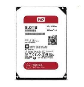 WD RED PLUS NAS WD80EFZX 8TB SATAIII/600 128MB cache CMR