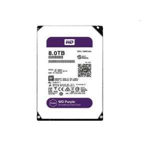 "WD 8TB Purple 3,5""/SATAIII/Intellipower/128MB"