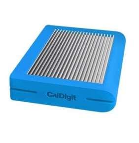 CalDigit ext. HDD 2 GB TUFF USB 3.1 Drive - Blue Cover