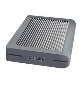 CalDigit ext. HDD 2 GB TUFF USB 3.1 Drive - Gray Cover