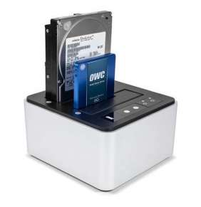 OWC Drive Dock - Dual Drive Bay Solution