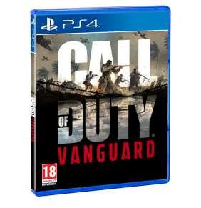 PS4 - Call of Duty: Vanguard