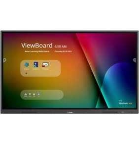 Viewsonic IFP6532 4K UHD 3840x2160/350cd/6,5ms/2xHDMI/VGA/RS232/OPS/5xUSB/LAN/Repro/VESA