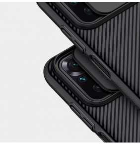 Nillkin CamShield Zadní Kryt pro Xiaomi Redmi Note 10 4G/10s Black