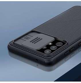 Nillkin CamShield Pro Zadní Kryt pro Samsung Galaxy A72 Black