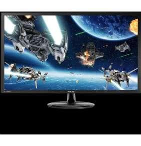 """ASUS 28"""" LED VP28UQG / 3840x2160/ TN/ 16:9/ 1ms/ 300cd/m2/ DP/ 2x HDMI"""