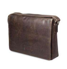 "dbramante1928 taška Leather Marselisborg  pre MBP /MBA 13""  - Hunter dark"