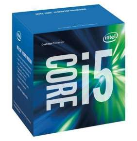 INTEL Core i5-7600 (3,5Ghz / 6MB / Soc1151 / VGA) Box