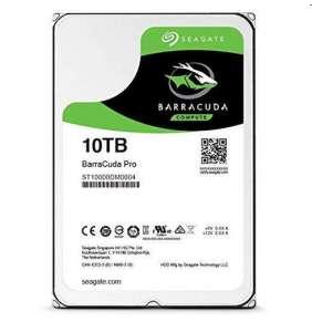 Seagate Barracuda Pro 10TB 7200RPM 256MB SATA III 6Gbit/s