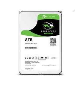 "Seagate 8TB BarraCuda Pro HD 3,5""/SATAIII/7200/128MB"