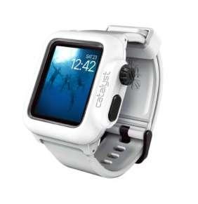 Catalyst puzdro Waterproof case pre Apple Watch Series 2 42mm - Alpine White