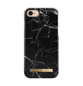 iDeal Fashion Case iPhone 8/7/6/6S/SE Black Marble