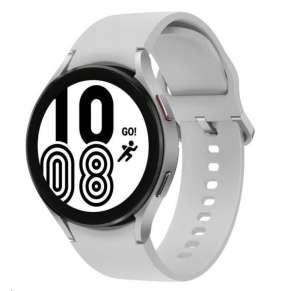 Samsung Galaxy Watch 4 (44 mm), LTE, EU, Silver
