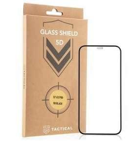 Tactical Glass Shield 5D AntiBlue sklo pro Apple iPhone 13/13 Pro Black