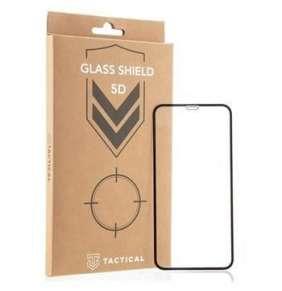 Tactical Glass Shield 5D AntiBlue sklo pro Apple iPhone 11 Pro/ XS/ X Black
