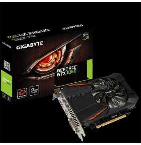 VGA Gigabyte GV-N1050D5-2GD, GTX 1050, 2GB GDDR5, 128bit, 1xDP, 1xDual-Link DVI-D, 1xHDMI