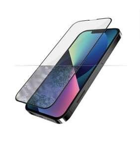 PanzerGlass ochranné sklo Friendly Case AB pre iPhone 13/13 Pro - Black Frame