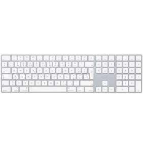 Apple Magic Keyboard s numerickou klávesnicou SK - Silver