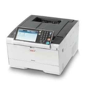 OKI C542dn, A4 LED, color printer, 30 strán/min, 1200x1200, USB, LAN, duplex