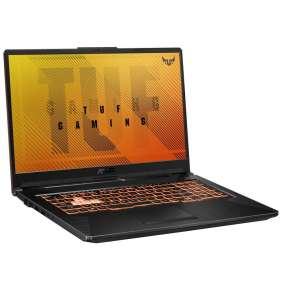 """ASUS TUF Gaming F17 FX706LI-HX200T / i5-10300H/ 8GB/ 512GB SSD/ GTX 1650 Ti 4GB/ 17,3"""" FHD IPS 144Hz/ W10H/ černý"""