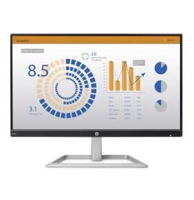 "HP N220 21.5"" LED LCD Monitor(1920x1080, IPS, 16:9, 250nits, 1000:1, 5ms, VGA, HDMI)"