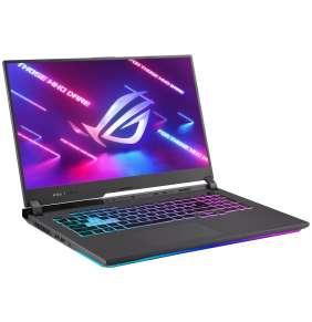 """ASUS ROG Strix G17 G713QM-HX210T AMD R9-5900HX 17.3"""" FHD matný 144Hz RTX3060/6G 16GB 1TB SSD WL BT W10 CS"""