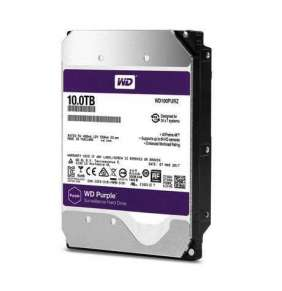 "WD 10TB Purple 3,5""/SATAIII/5400-7200/256MB, IntelliPower"