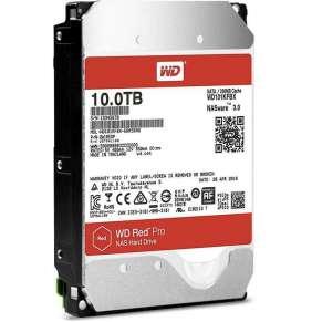 HDD 10TB WD101KFBX Red Pro 256MB SATAIII 7200rpm