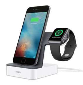 Belkin PowerHouse Charge Dock pre Apple Watch/iPhone - White