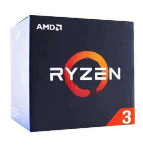 CPU AMD Ryzen 3 1300X 4core (3,5GHz) Wraith Stealth