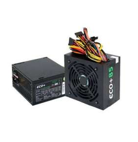 Eurocase 350W, APFC, účinnosť 85+, 12cm ventilátor