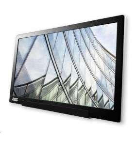 """AOC LCD I1601FWUX  15,6""""/1920x1080/5ms/700:1/USB-C"""