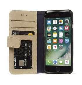 Decoded puzdro Leather Wallet Case pre iPhone 7/8 - Sahara