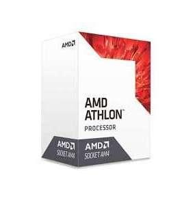 AMD cpu Bristol Ridge Athlon X4 950 Box AM4 (4core, 4x vlákno, 3.5GHz / 3.8GHz, 2MB cache, 65W) s chladičem