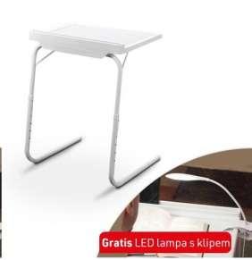 Starlyf Table Express - Mnohostranné využití + LED LAMPA ZDARMA