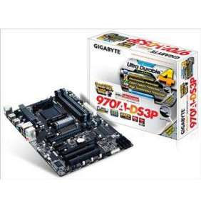 MB Gigabyte AMD 970A-DS3P, AM3+,4xDDR3 2000(O.C.), ATX, rev.2.0