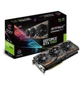 ASUS VGA NVIDIA STRIX-GTX1060-6G-GAMING, PCI-E, DVI, 2x HDMI, 2x DP, 6GB GDDR5